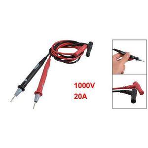 KKmoon Test de T20155 sonde /& Clip pour multim/ètre /& Oscilloscopes W aiguille inox Sharp /étendu