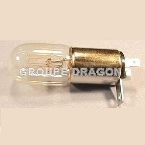 240 V Lampe pour micro-ondes 25 W