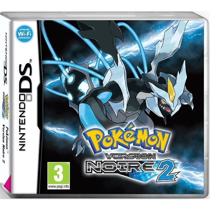 pokemon version blanche nds r4