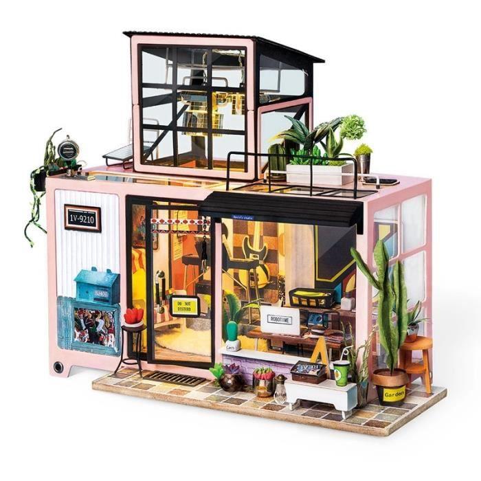 DIY Kevin Studio, ensemble de construction