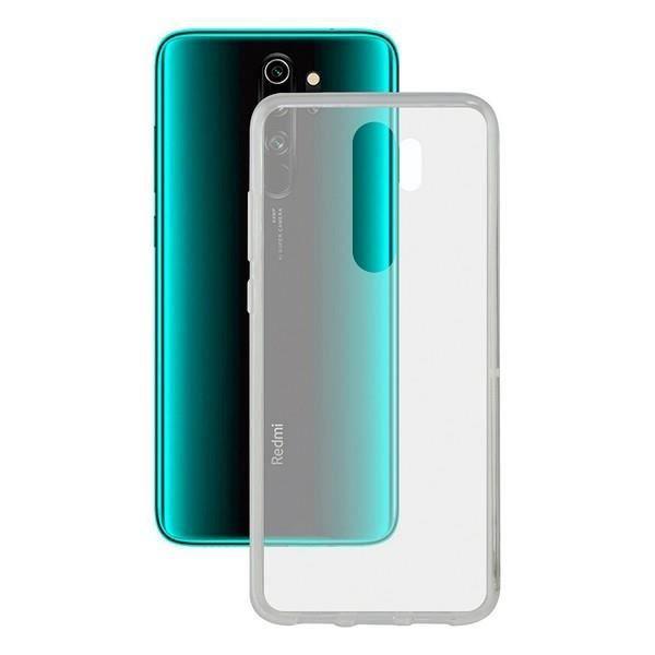 Protection pour téléphone portable Xiaomi Redmi Note 8 Pro Flex TPU Transparent