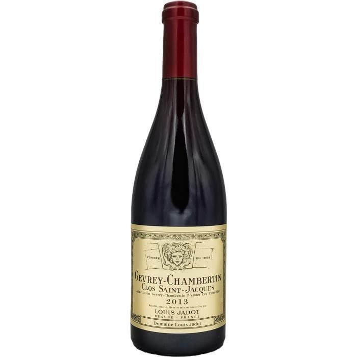 Louis Jadot - Gevrey Chambertin 1er Cru - Clos Saint Jacques - Rouge - 2013 - 75cl