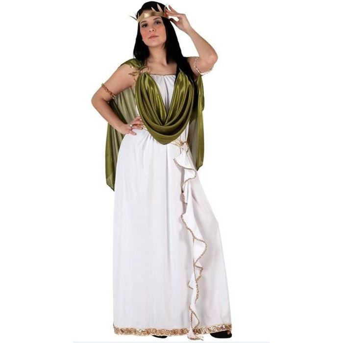 ATOSA Déguisement Romaine - Panoplie Adulte - Carnaval