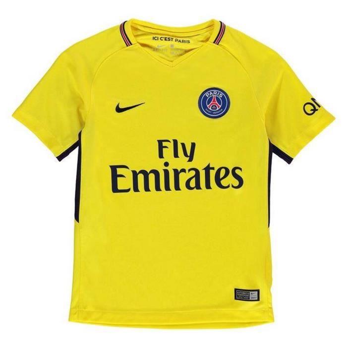Nouveau Maillot Enfant Nike Away Saison 2017-2018 PSG Paris Saint-Germain