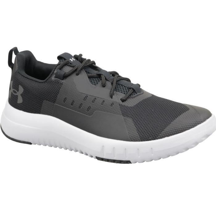 Under Armour TR96 3021296-001 chaussures de running pour homme Noir