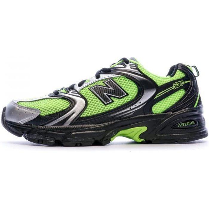 Baskets de Running Vertes Homme New Balance 530