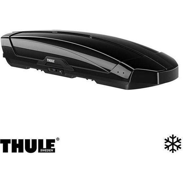 THULE Motion 900 Coffre De Toit 630 Litres Noir