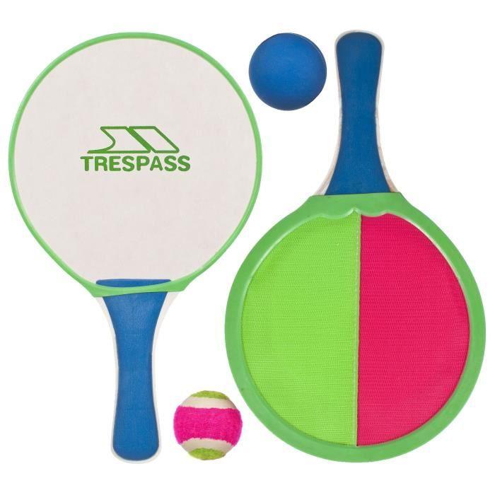 Trespass Prodigy - Jeu de raquettes 2 en 1