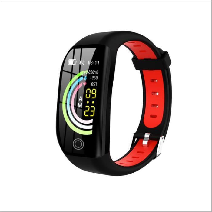 Bracelet intelligent Nouvelle montre Bluetooth grand écran Suivi GPS Les informations de pression artérielle de la fréquence cardiaq