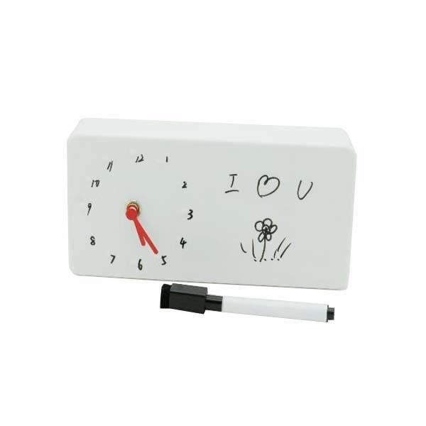 horloge cadran message m mo cong bricolage sur tableau blanc bureau achat vente horloge. Black Bedroom Furniture Sets. Home Design Ideas