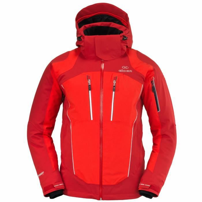 veste de ski homme eider nagano rouge achat vente. Black Bedroom Furniture Sets. Home Design Ideas