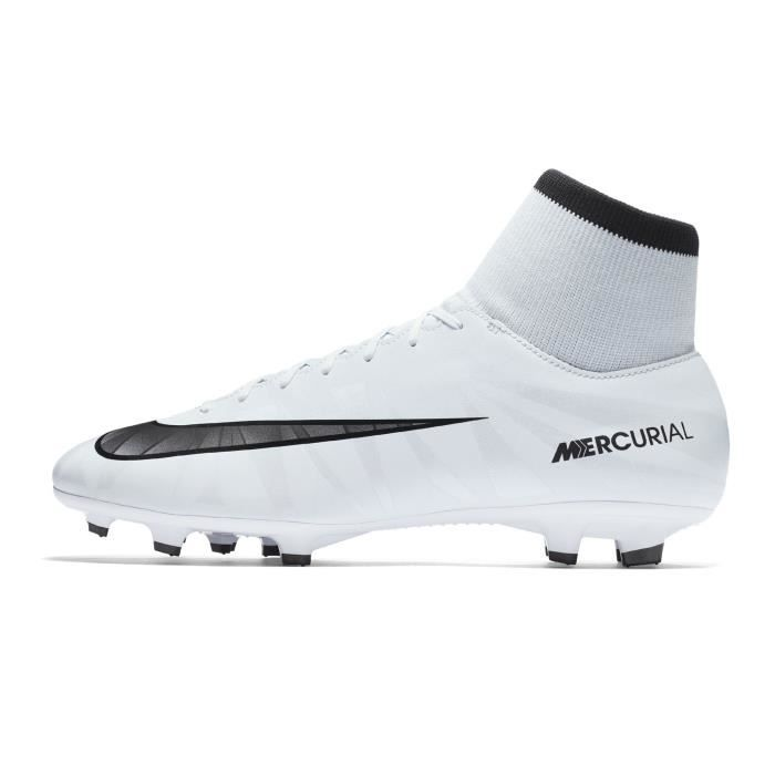 Nike Performance MERCURIAL VICTORY 6 DF FG - Chaussures de foot à crampons bleu h7Myxf