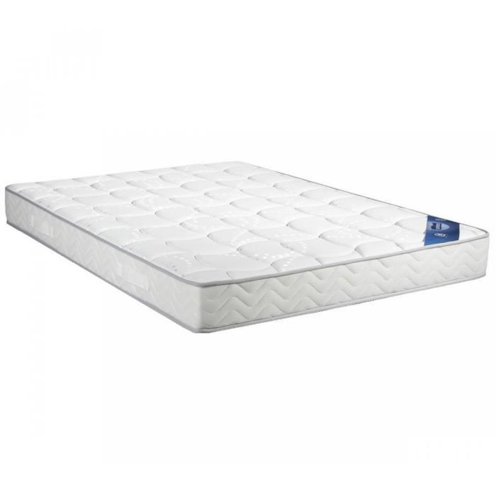 matelas someo tamise confort 90x190 achat vente matelas cdiscount. Black Bedroom Furniture Sets. Home Design Ideas
