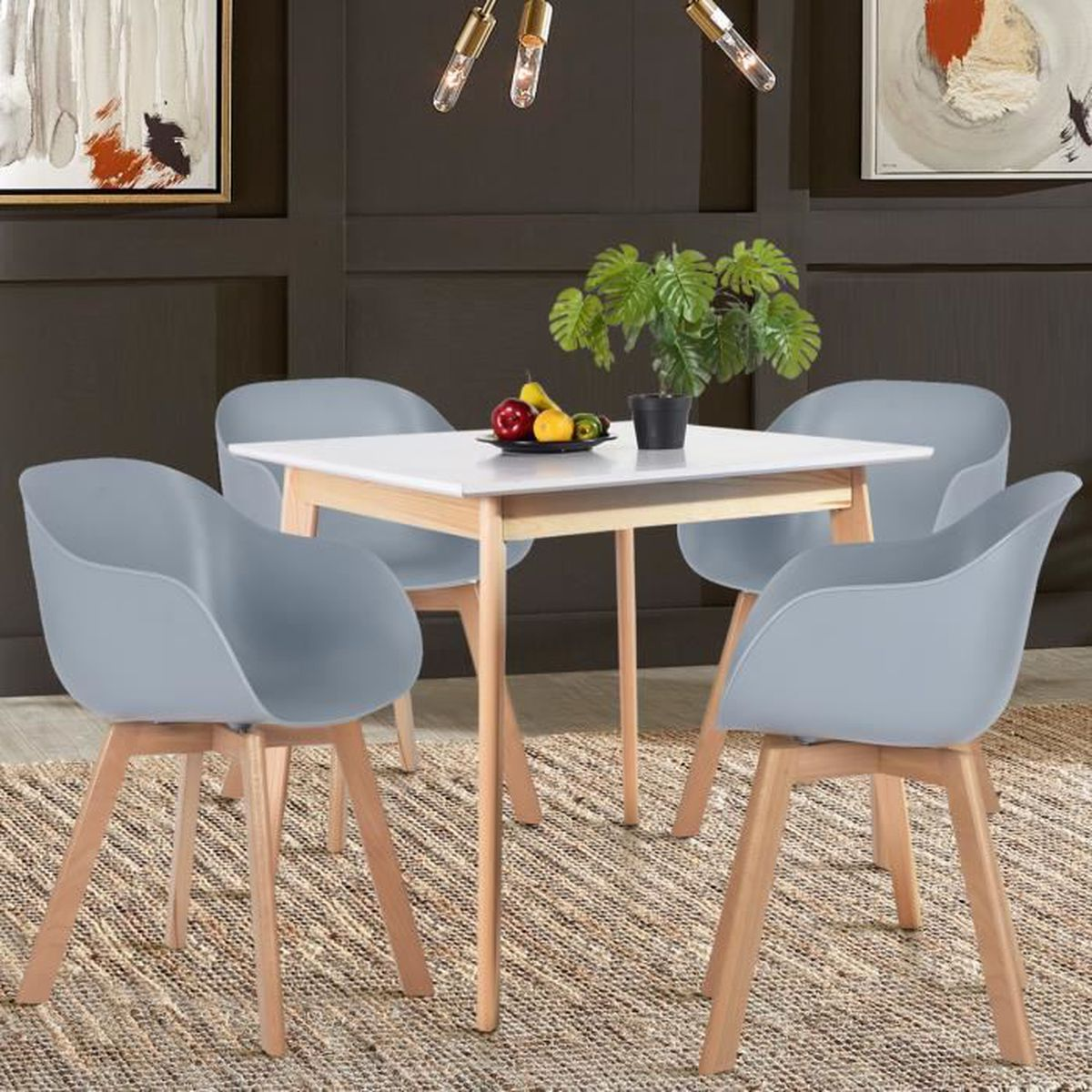 Table A Manger Carree table a manger carre bois