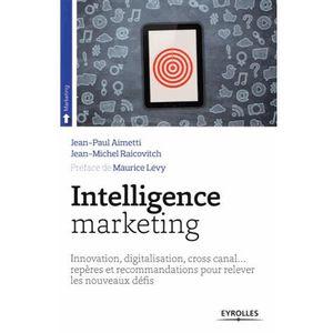 LIVRE MARKETING Intelligence marketing