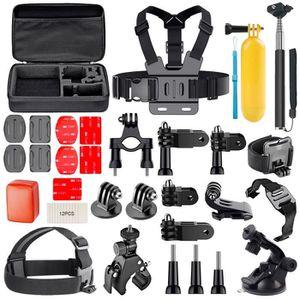 PACK ACCESSOIRES PHOTO AFAITH 30 en 1 Kit d'Accessoire pour Caméra Action