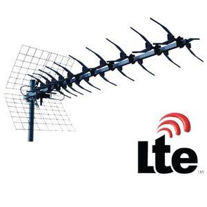 ANTENNE RATEAU Antenne UHF à 13 éléments avec filtre LTE