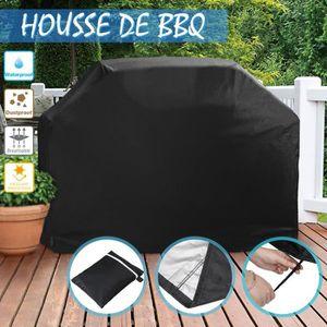 HOUSSE - BÂCHE Housse de protection pour barbecue - 145 x 61 x 11