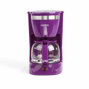 CAFETIÈRE LIVOO DOD163VI Cafetière électrique - Violet