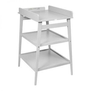 TABLE À LANGER Table à langer Quax Hip Griffin Grey