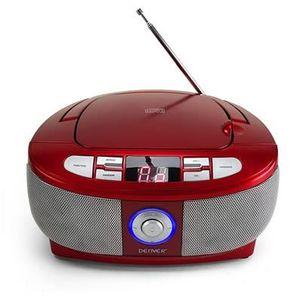 CHAINE HI-FI Chaine Hi-Fi BoomBox - Denver - CD-R - CD-RW - RAD