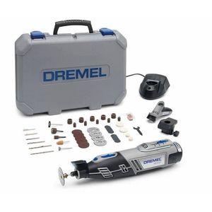 OUTIL MULTIFONCTIONS DREMEL 8220-2/45 Outil multi usage sans fil  Li-io