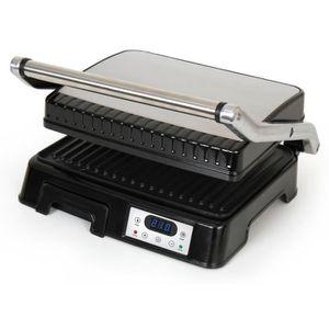 GRILL ÉLECTRIQUE Kalorik - grill viandes-panini et sandwichs 2000w