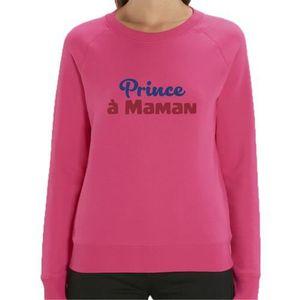 T-SHIRT T-Shirt premium - Manche Longue - Femme - rose - P