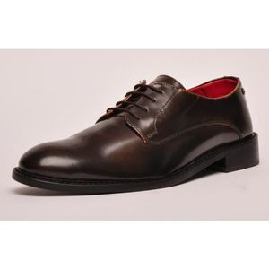 DERBY Base London Bexley Chaussures Derby En Cuir Hommes