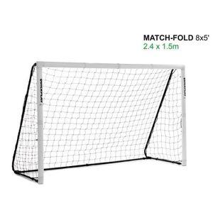 CAGE DE FOOTBALL But de foot pliable Quickplay Match Fold 1,5m x 2,