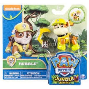 VOITURE ELECTRIQUE ENFANT Figurine RUBEN pat patrouille jungle sous blister