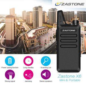 TALKIE-WALKIE JOUET Talkie-walkie  Zastone-X6 Radio  MINI-portatif  bi