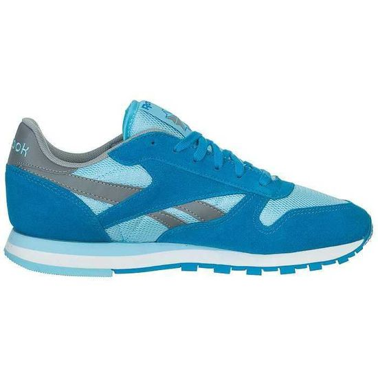REEBOK - Reebok CL Leather Seasonal II Suede - (38,5)   - Achat / Vente basket 4055012547896