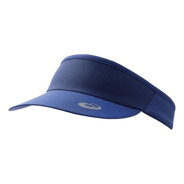 Visière Asics Performance - bleu indigo - 58 cm