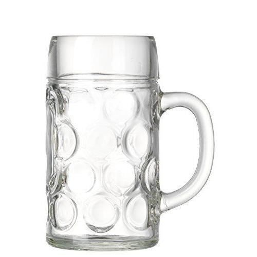 Ritzenhoff - Breker Chope de bière 1 L avec niveau - 118896
