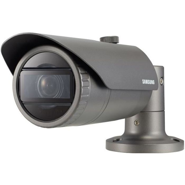 Samsung WiseNet Q QNO-7080R - Caméra de surveillance réseau - extérieur - anti
