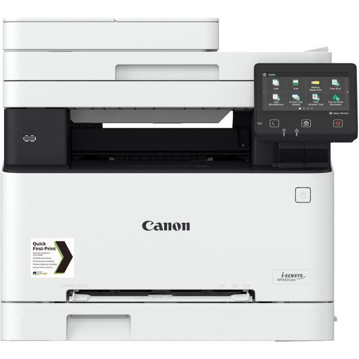 Canon Imprimante Laser couleur multifoncton i Sensys Mf643cdw