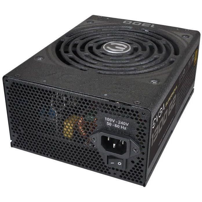 EVGA Alimentation PC 120-G2-1300-X2 1300W GOLD