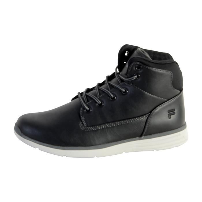 Chaussure Fila Lance Mid Black/Black