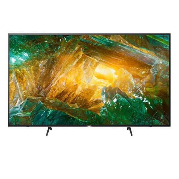 TV intelligente Sony Bravia KD49XH8096 49' 4K Ultra HD LED WiFi Noir - Couleur / Motif:Noir Taille:Voir description
