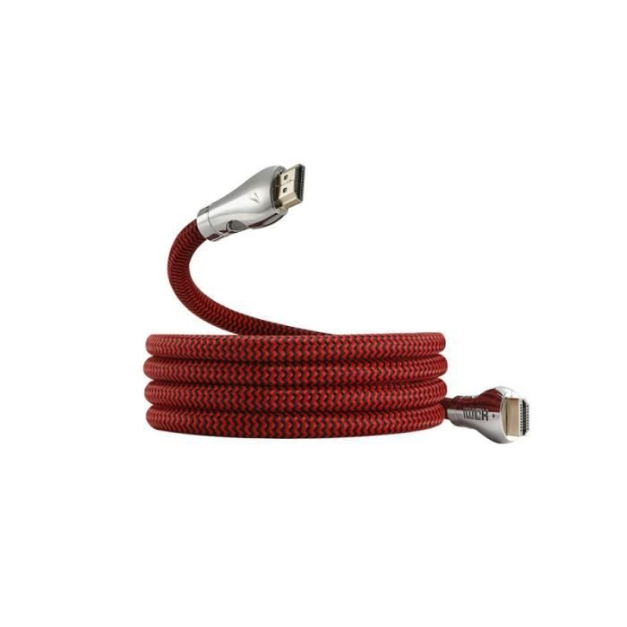 Cable HDMI Gamium 1,5m M/M v2.0 (lumineux)