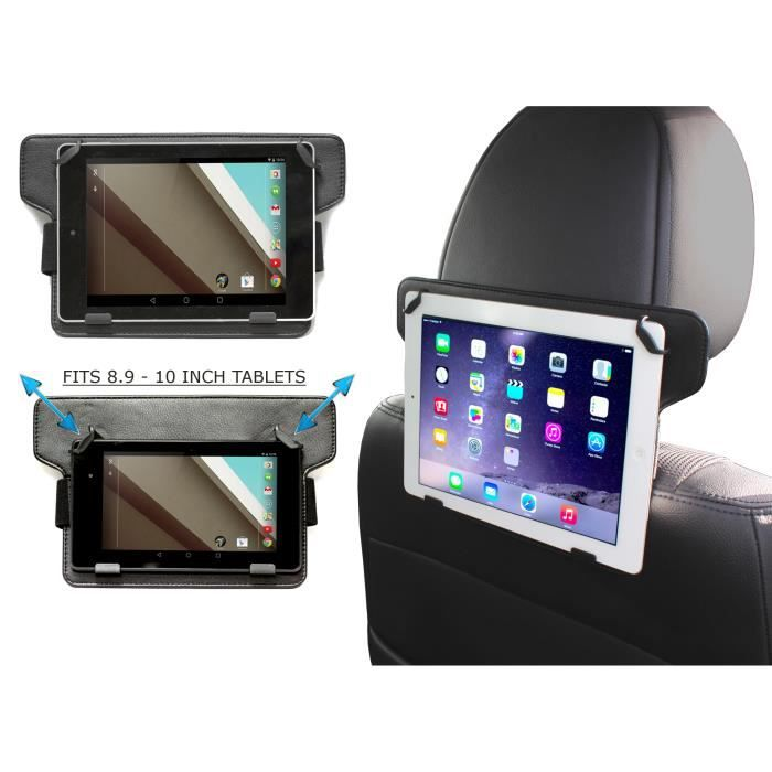 navitech support voiture tablette r pose t te pour archos 94 magnus archos 101 magnus archos. Black Bedroom Furniture Sets. Home Design Ideas