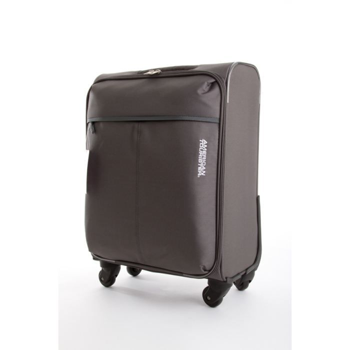 american tourister valise cabine souple at toul noir achat vente valise bagage. Black Bedroom Furniture Sets. Home Design Ideas