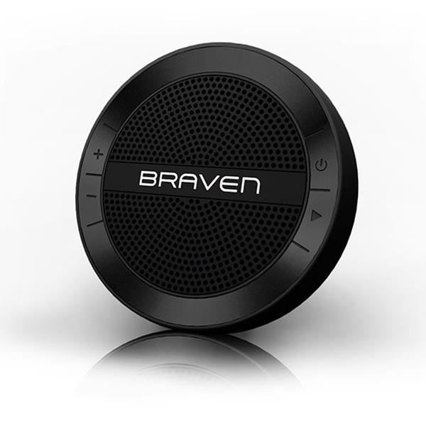 braven enceinte nomade bluetooth tanche noir mira. Black Bedroom Furniture Sets. Home Design Ideas