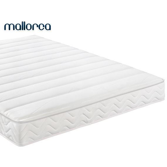 matelas en mousse mallorca achat vente matelas cdiscount. Black Bedroom Furniture Sets. Home Design Ideas