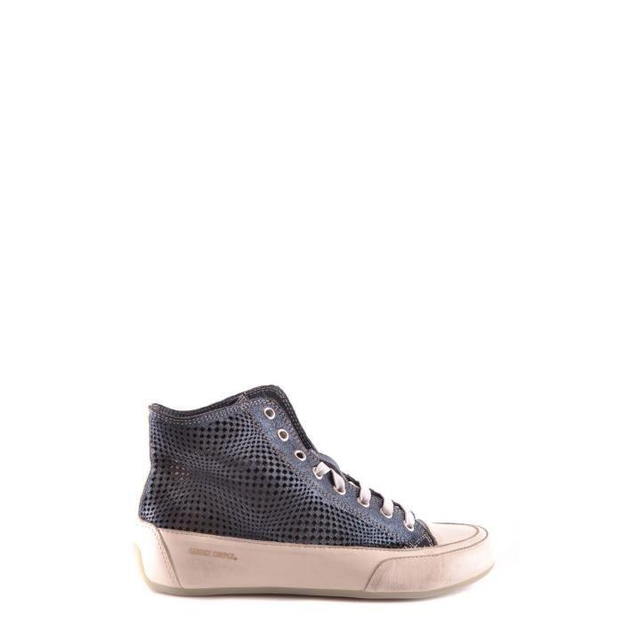 nice shoes stable quality so cheap CANDICE COOPER FEMME MCBI394002O BLEU SUÈDE BASKETS ...