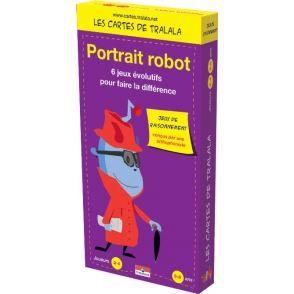 JEU SOCIÉTÉ est un robot portrait PLATEAU