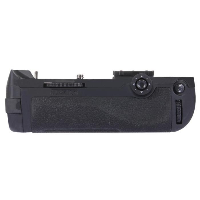 Jupio MB-D12 Support de Batterie pour Nikon D800//D810 Noir