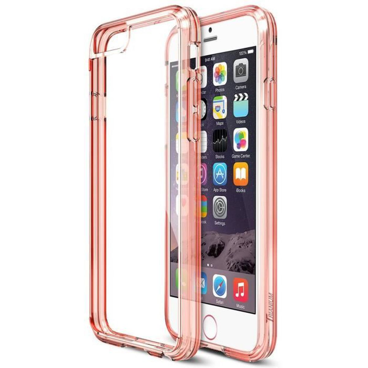 Housse iphone 7 plus de protection en silicone tpu pour for Housse protection iphone 7