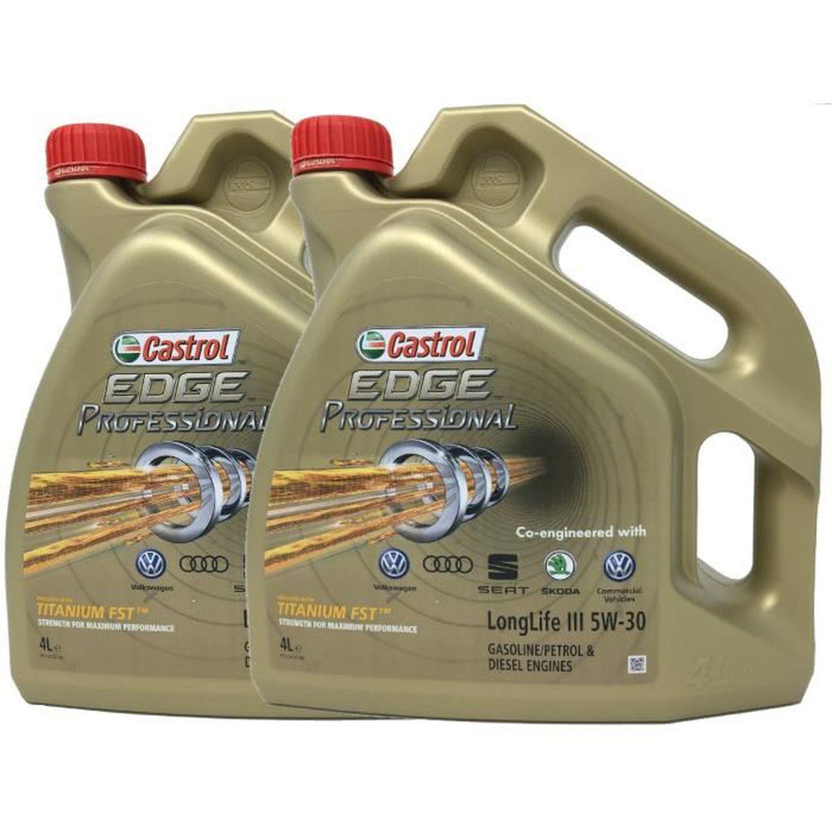 HUILE MOTEUR Huile moteur Castrol Edge Professional Long Life I